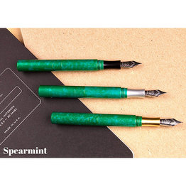 Schon DSGN Schon DSGN Pocket Six Spearmint Fountain Pen