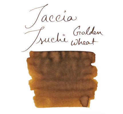 Taccia Taccia Tsuchi Golden Wheat - 40ml Bottled Ink