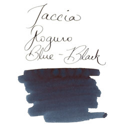 Taccia Taccia Aoguro Blue-Black - 40ml Bottled Ink