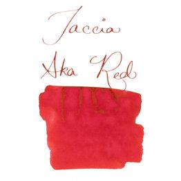 Taccia Taccia Aka Red - 40ml Bottled Ink