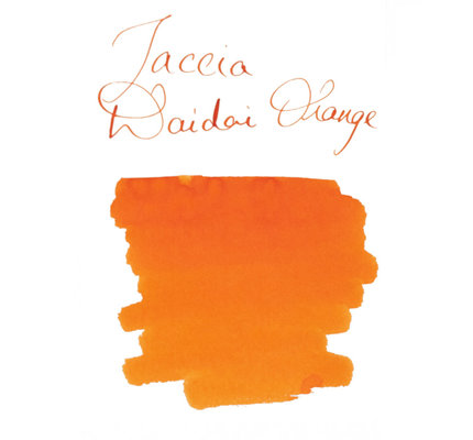 Taccia Taccia Daidai Orange - 40ml Bottled Ink