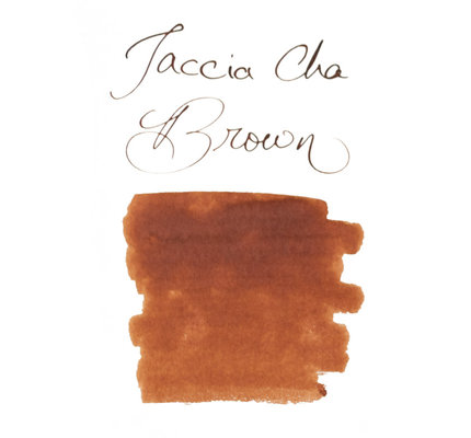 Taccia Taccia Cha Brown - 40ml Bottled Ink