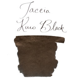 Taccia Taccia Kuro Black - 40ml Bottled Ink