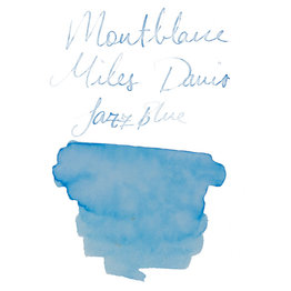 Montblanc Montblanc Miles Davis Jazz Blue - 30ml Bottled Ink