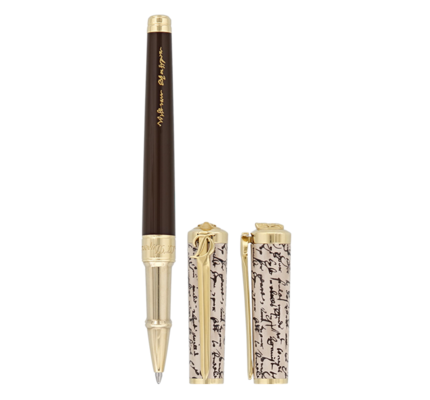 S. T. Dupont S.T. Dupont Limited Edition Shakespeare Rollerball Pen
