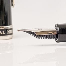 Sailor Sailor Bespoke 1911 Large Naginata Togi Special Nib with Silver Trim Fountain Pen
