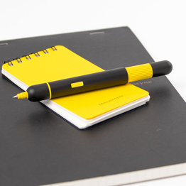 Lamy Lamy Limited Edition Pico Black with Yellow Trim Ballpoint Pen