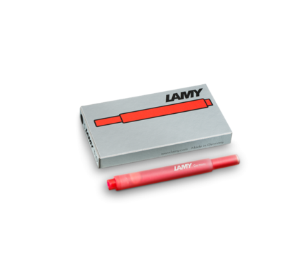 Lamy Lamy Red Ink Cartridges