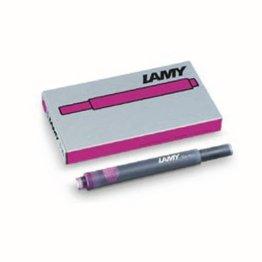 Lamy Lamy Ink Vibrant Pink Ink Cartridges