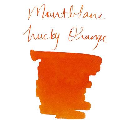 Montblanc Montblanc Lucky Orange - 30ml Bottled Ink