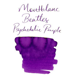 Montblanc Montblanc Beatles Psychedelic Purple - 50ml Bottled Ink