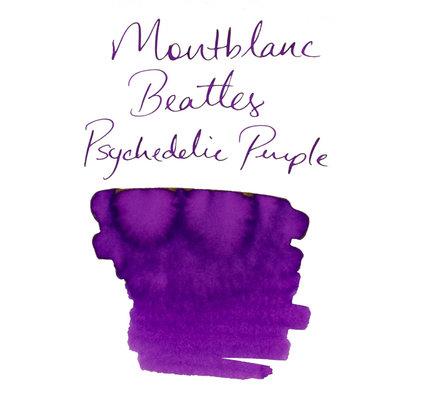 Montblanc Montblanc Beatles Psychedelic Purple - 50ml Bottled Ink