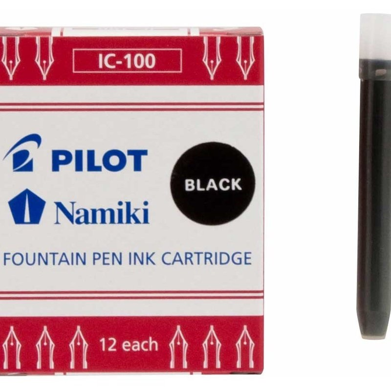 Pilot Pilot Ink Cartridges Black