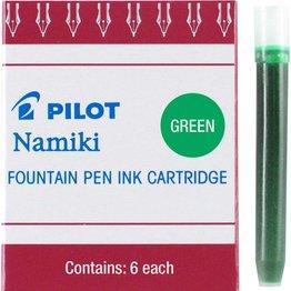 Pilot Pilot Ink Cartridges Green