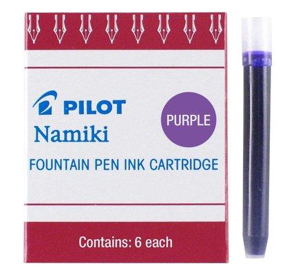 Pilot Pilot Ink Cartridges Purple