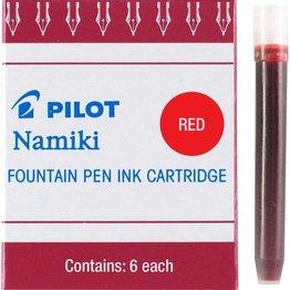 Pilot Pilot Ink Cartridges Red