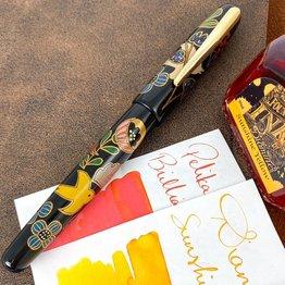 Danitrio Pre-Owned Danitrio Bird's Song Fountain Pen