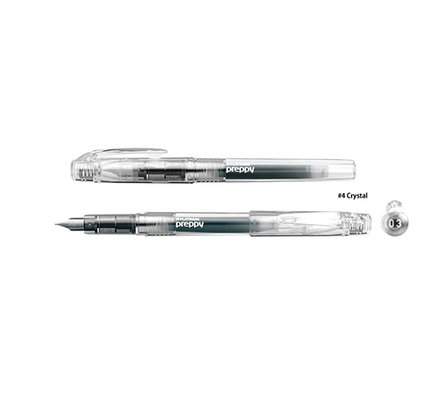 Platinum Platinum Preppy Fountain Pen Crystal