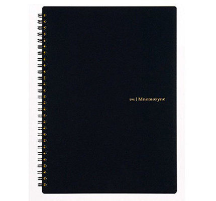 Maruman Maruman Mnemosyne B5 Notebook 7mm Lined