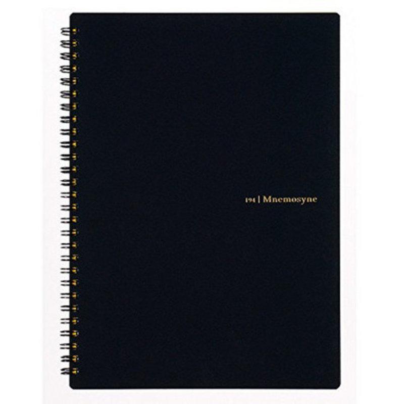 Maruman Maruman Mnemosyne B5 Notebook 7mm Lined