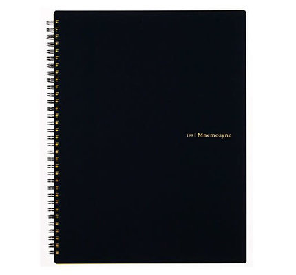 Maruman Maruman Mnemosyne A4 Notebook 7mm Lined