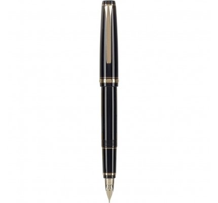 Pilot Pilot Falcon Fountain Pen Black and Gold