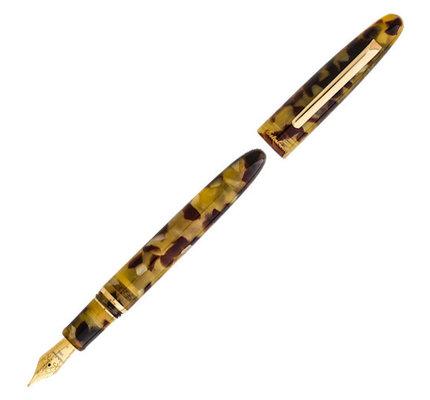 Esterbrook Esterbrook Estie Tortoise Fountain Pen Gold Trim