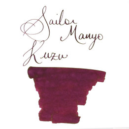 Sailor Sailor Manyo Kuzu - 50ml Bottled Ink