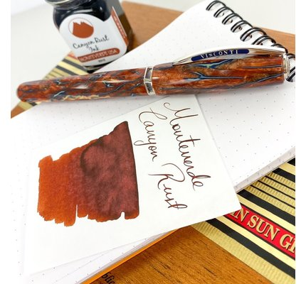 Pre-Owned Visconti Limited Edition Divina Fountain Pen