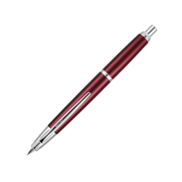 Pilot Pilot Vanishing Point Decimo Fountain Pen Burgundy