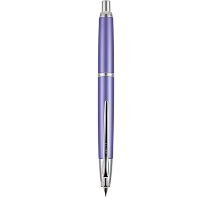 Pilot Pilot Vanishing Point Decimo Fountain Pen Purple