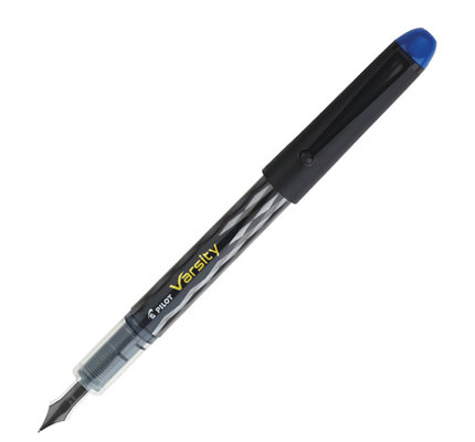 Pilot Pilot Varsity Disposable Fountain Pen Blue