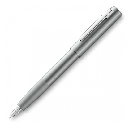 Lamy Lamy Aion Fountain Pen Olivesilver