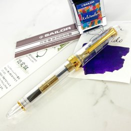 Sailor Pre-Owned Sailor 1911 Large Demonstrator Fountain Pen