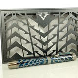 Visconti Pre-Owned Visconti Limited Edition Blue Moon Fountain Pen