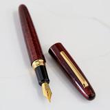 Esterbrook Esterbrook Estie Sparkle Garnet Oversized Fountain Pen