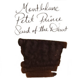 Montblanc Montblanc Petit Prince Aviator Sand of the Desert - 50ml Bottled Ink