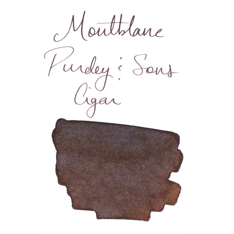 Montblanc Montblanc Purdey Cigar Scent - 50ml Bottled Ink