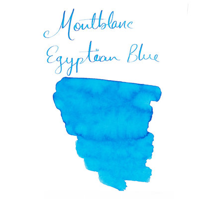 Montblanc Montblanc Egyptian Blue - 30ml Bottled Ink