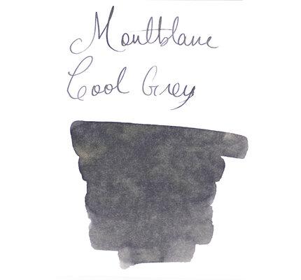 Montblanc Montblanc Cool Grey - 60ml Bottled Ink