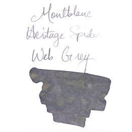 Montblanc Montblanc Limited Edition Heritage Spider Grey - 50ml Bottled Ink
