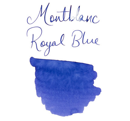 Montblanc Montblanc Royal Blue - 60ml Bottled Ink