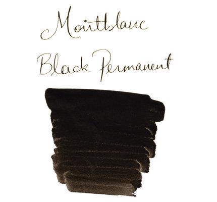 Montblanc Montblanc Permanent Black - 60ml Bottled Ink