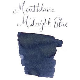 Montblanc Montblanc Midnight Blue - 60ml Bottled Ink