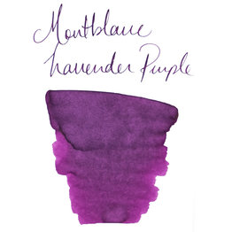 Montblanc Montblanc Lavender Purple - 60ml Bottled Ink (Discontinued)
