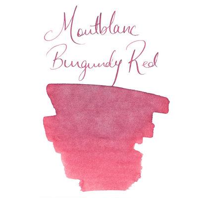 Montblanc Montblanc Burgundy Red - 60ml Bottled Ink