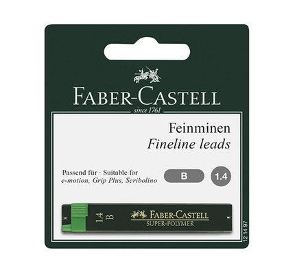 Faber-Castell Faber-Castell Super Polymer Lead 1.4mm