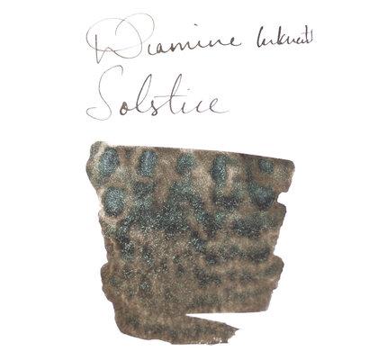 Diamine Diamine Blue Edition Shimmering Solstice - 50ml Bottled Ink