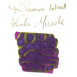 Diamine Diamine Blue Edition Shimmering Winter Miracle - 50ml Bottled Ink