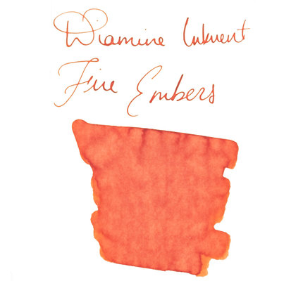 Diamine Diamine Blue Edition Fire Ember - 50ml Bottled Ink
